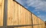 AliGlass Solutions Lap and Cap Timber Fencing