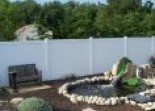 Privacy fencing AliGlass Solutions